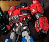 Трансформеры:Оптимус Прайм: Последний бой