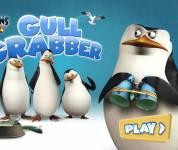 Мадагаскар игры:Пингвины из Мадагаскара против чаек