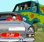 Игры Скуби Ду:Погоня за злодеем