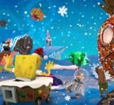 Игры на Новый год:Спанч Боб: Рождественское пение