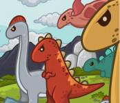 Защита замка:Люди против динозавров
