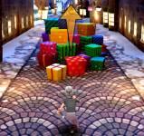 Игры на Новый год:Бешеная бабка сбежала из психушки 2