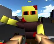 Майнкрафт:Зомби Блоки