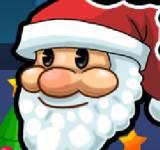 Игры на Новый год:Прыгающий Санта