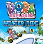 Игры Даша путешественница:Даша на скутере