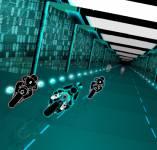 Трон:Неоновый мотоцикл