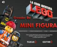 Игры лего:Создай своего Лего героя