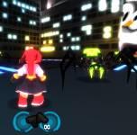 Игры стрелялки:Герой против пауков