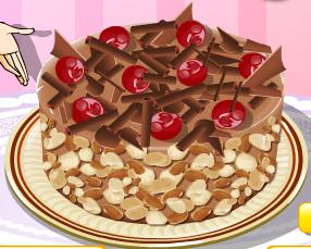 Готовим еду торт