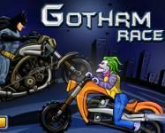 Бэтмен игры:Бэтмен на мотоцикле