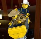 Игры лего:Добыча золота