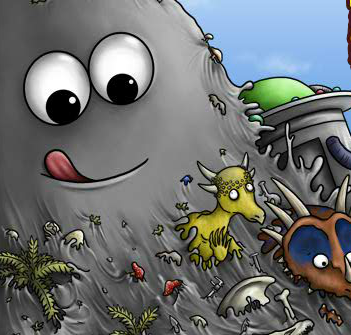 скачать игру съедобная планета на двоих