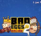 Игры для мальчиков:Плохие яйца онлайн 2