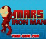 Железный человек:Железный человек на марсе