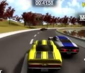 Игры гонки:Гонки за городом 3D