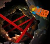 Игры лего:Лего фильм Падение в яму