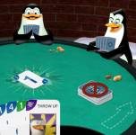 Мадагаскар игры:Карты со Шкипером