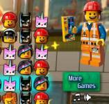 Игры лего:Кубики лего