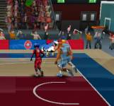 Игры для мальчиков:НБА 2014 3D