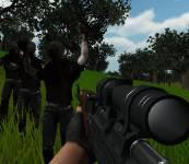 Игры про зомби:Охотник на зомби 3д