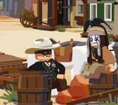 Игры лего:Одинокий рейнджер