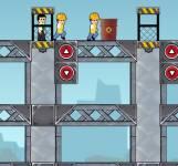 Игры для мальчиков:Спаси людей