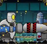 Роботы:Роботы из металолома