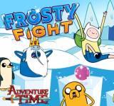 Время приключений:Бой на льду