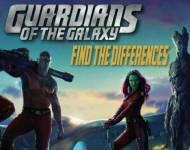 Игры для мальчиков:Стражи Галактики: Найди отличия