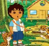 Диего:Диего и малыш ягуар 2