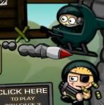 Игры войнушки:City Siege 3- Jungle Siege
