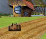 Игры гонки:Деревянная машина