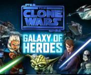 Игры Звездные войны:Галактика героев