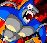 Роботы:Горилла робот Пого