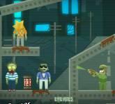 Игры про зомби:Шарики против зомби 3