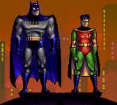 Бэтмен игры:Приключения Бэтмена и Робина