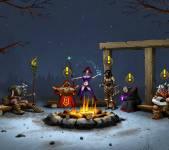 Защита замка:Герои Мангары: Ледяная корона