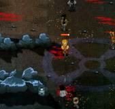 Игры стрелялки:Metal Slug 3 зомби версия