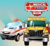 Игры гонки:Медицинская команда