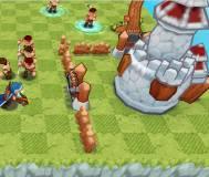 Игры для мальчиков:Битва рекрутов