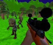 Игры стрелялки:Орда тыкв