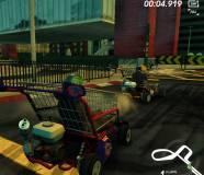 Игры гонки:3D гонки рексона