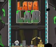 Игры для мальчиков:Лаборатория лавы