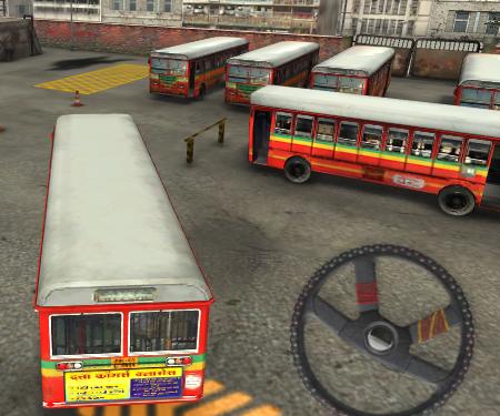 Игры гонки на автобусах