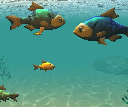игра где рыбка ест других и растет скачать - фото 10