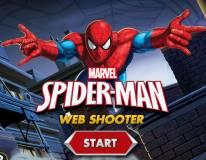 Человек паук:Стрелять паутиной