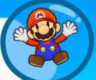 Игры Марио:Пузырь Марио