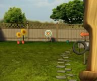 Игры стрелялки:Лучник на заднем дворе