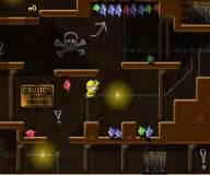 Игры для мальчиков:Ловушка в шахте