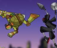 Черепашки ниндзя:Новые Черепашки ниндзя на скейте